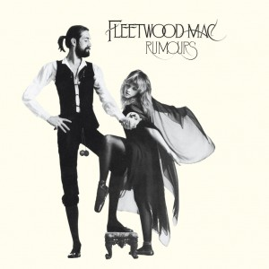 Fleetwood Mac CD cover.