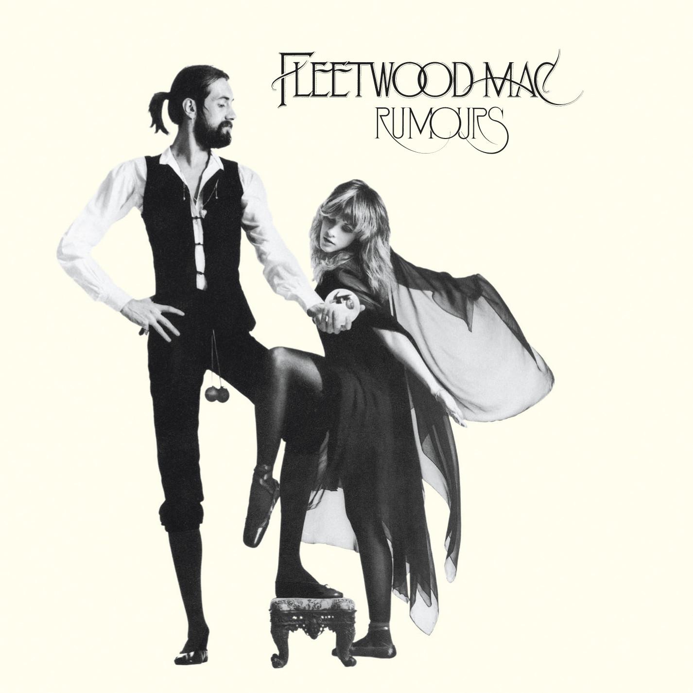 Fleetwood Mac CD cover.