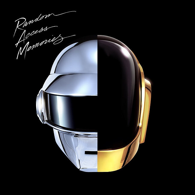 Daft Punk - Random Acces Memories album.