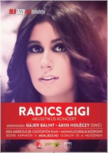 Radics Gigi koncert 2013.03.28.