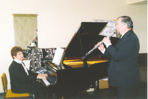 Bojtár Imre és Gál Anikó.