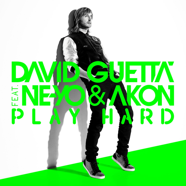 David Guetta feat. Neyo & Akon - Play Hard.