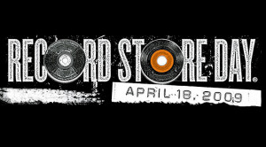 Record Store Day.