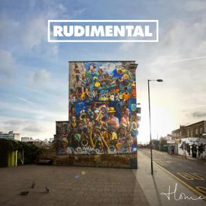 Rudimetal - Home CD borító.