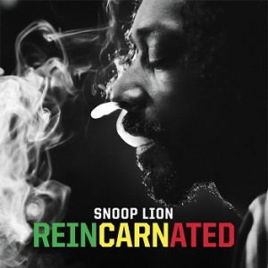 Snoop Lion - Reincarnated CD borító.