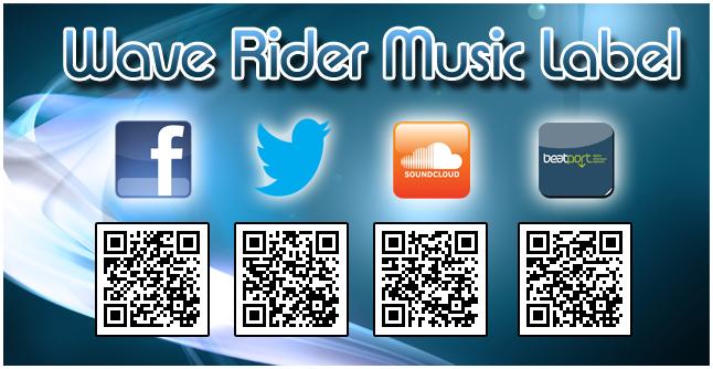 Wave Rider Music Label.