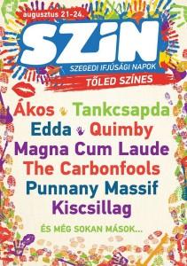 SZIN 2013 flyer.