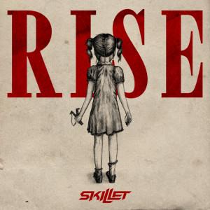 Skillet Rise CD borító.