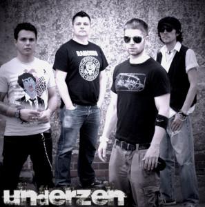 Az Underzen zenekar.