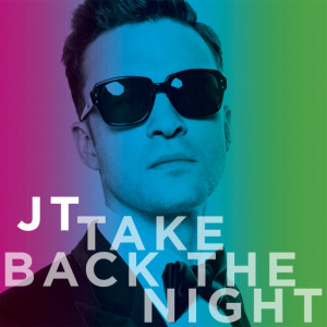 Justin Timberlak - Take Back The Night album borító.