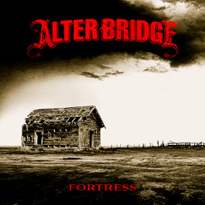 Alter Bridge - Fortress CD borító / cover.