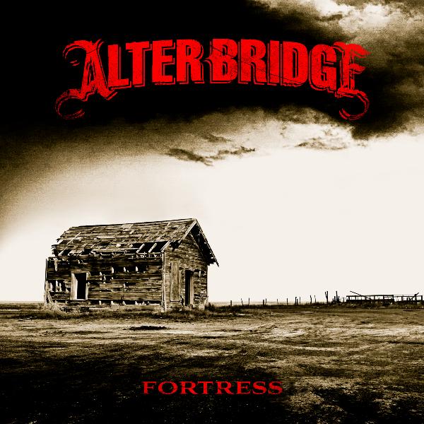 Alter Bridge - Fortress CD borító / cover.