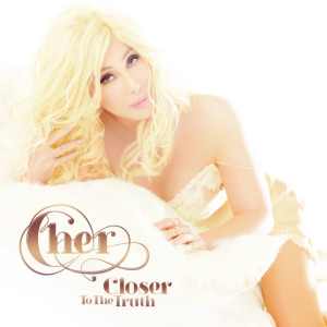 Cher - Closer To The Truth CD borító.