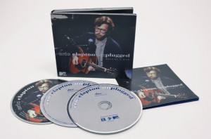 Eric Clapton - Unplugged CD, DVD lemezek.