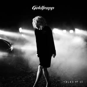 Goldfrapp - Tales of Us CD borító.