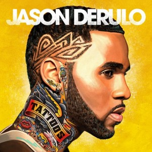 Jason Derulo - Tattoos CD borító.
