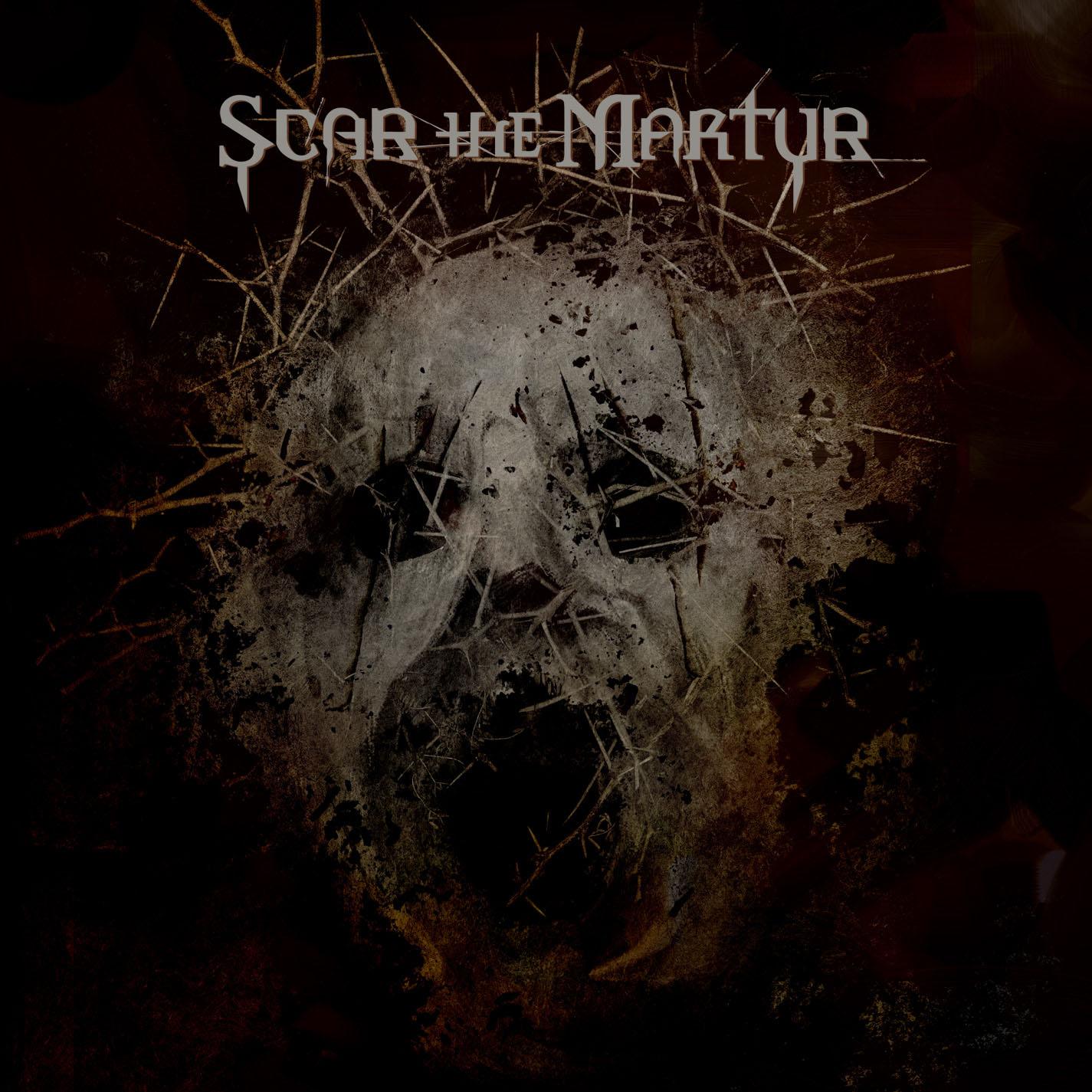 Scar The Martyr CD borító / cover.