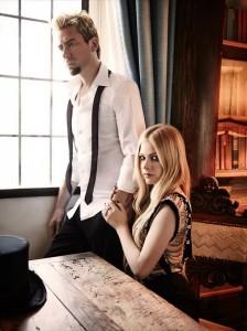 Avril Lavigne & Chad Kroeger .
