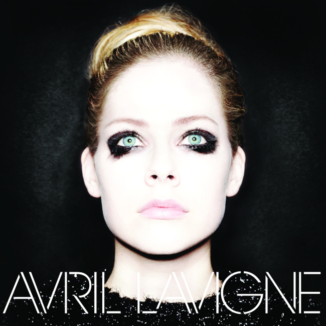 Avril Lavigne - Cd Cover / CD borító.