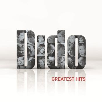 Dido - Greatest Hits CD borító / CD cover.