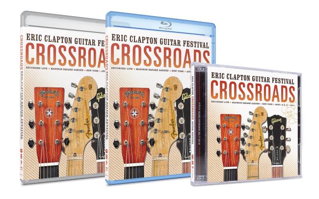 Eric Clapton - Crossroads CD lemezek.