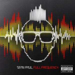 Sean Paul - Full Frequency CD borító.