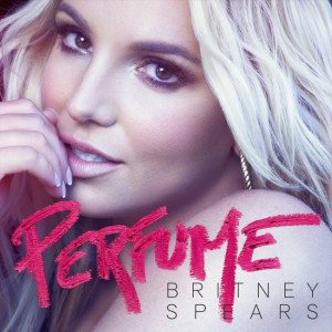 Britney Spears - Perfume CD borító / CD Cover.