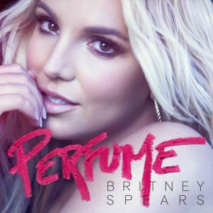 Britney Spears - Perfume CD borító / CD Cover.