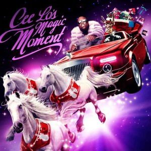 Cee Lo Green - Cee Lo's Magic Moment.