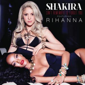 Shakira & Rihanna.