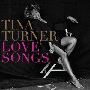 Tina Turner - Love Songs CD Cover / CD borító.
