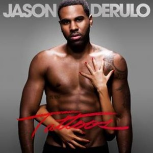 Jason Derulo - Tattoos cover - CD borító.