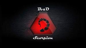 BvsO - Scorpion borító / cover.