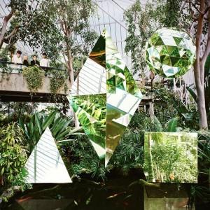 Clean Bandit - New Eyes - Album Artwork - CD borító 2014.