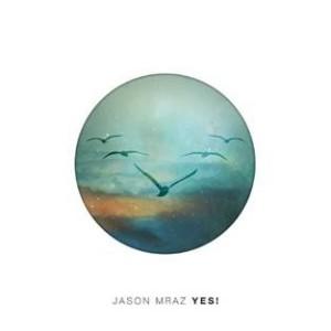 Jason Mraz - Yes CD borító - Cover.