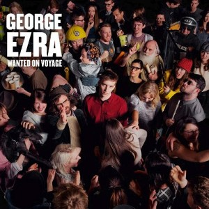 George Ezra - Wanted On Voyage CD borító - CD borító.
