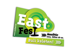 East Fest logo 2013 Color.