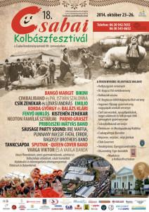 Csabai Kolbászfesztivál 2014.10.23-26.