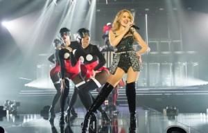 Kylie Minogue koncert / Concert Budapest 2014.