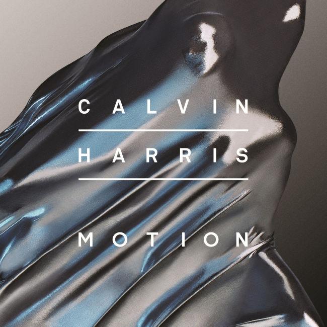 Calvin Harris - Motion CD Cover 2014