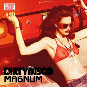 Dirtydisco - Magnum CD borító / CD Cover 2014.