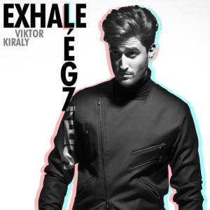 Király Viktor - Exhale - Légzés CD Cover / CD borító 2014.