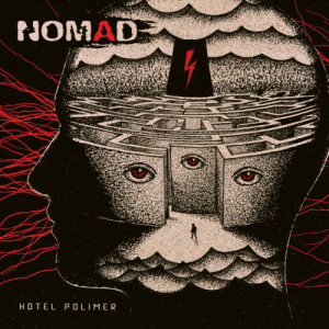 Nomad - Hotelpolimer CD borító / CD Cover 2014.
