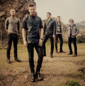 A OneRepublic együttes.