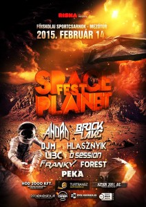 Space Planet Fest 2015 - Mezőtúr.