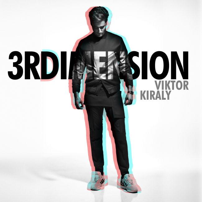 Kiraly Viktor - 3D CD borító - CD Cover.
