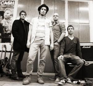 A Soulwave együttes - Press fotó 2014.