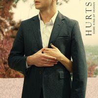 Hurts - Some Kind Of Heaven CD cover.