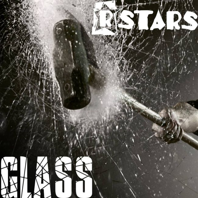 R Stars - Glass CD borító / Cover.