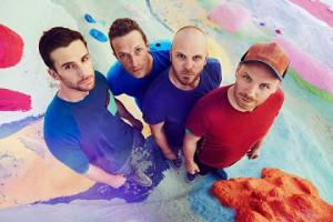 A Coldplay 2015-ben.